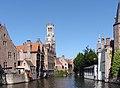 Bruges Rozenhoedkaai 2009.jpg
