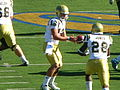 Bruins on offense at UCLA at Cal 2010-10-09 37.JPG