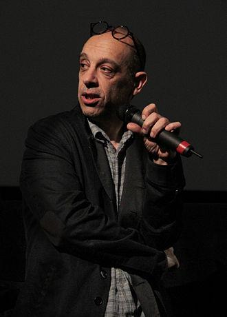 Bruno Delbonnel - Delbonnel in 2012