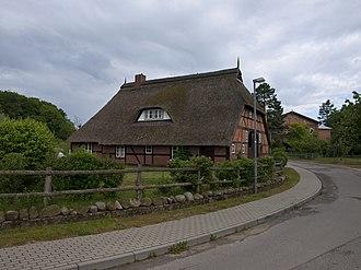 Buchholz, Lauenburg - Image: Buchholz Dorfstrasse 13