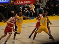 Bucks at Lakers 2013 13.jpg