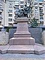 Bucuresti, Romania. Statuia lui Barbu Catargi.jpg