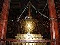 Buddhist artwork in the Pelkhor Monastery, Gyantse.jpg
