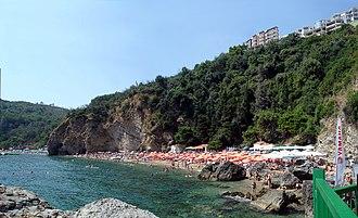 Budva - Mogren Beach