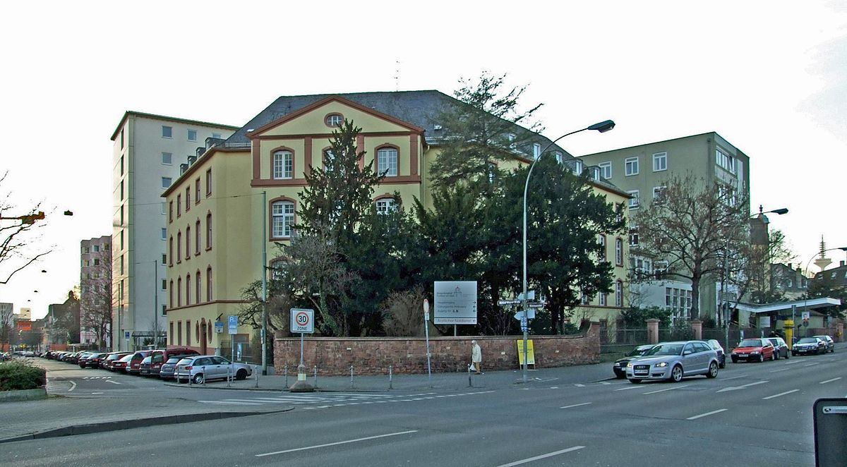 Küchenwerk Frankfurt Nibelungenallee ~ bürgerhospital (frankfurt am main) u2013 wikipedia