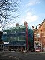 Building undergoing renovation works - geograph.org.uk - 1736929.jpg
