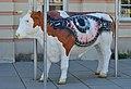 Bull on Rathausplatz Herzogenburg 03.jpg