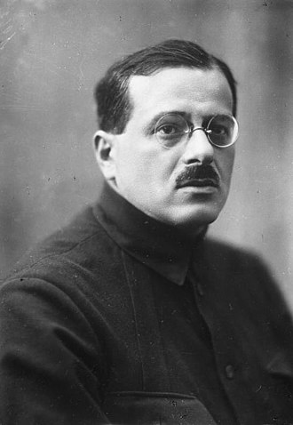Józef Unszlicht - Józef Unszlicht   (June 1930)