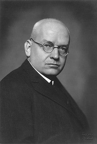 First Stresemann cabinet - Hans Luther