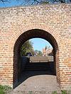 Wal Keelaff Poort - Tielse Poort met Bagijnepoortje