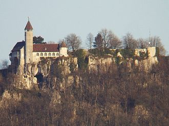 Burg Teck - Castle Teck
