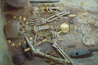 Varna culture - Detail