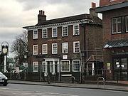 Burn Bullock inn, Mitcham, Surrey