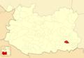 Cózar municipality.png