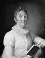 C.W. Eckersberg - Skuespillerinden Johanne Cathrine Rosing - KMS2069 - Statens Museum for Kunst.jpg