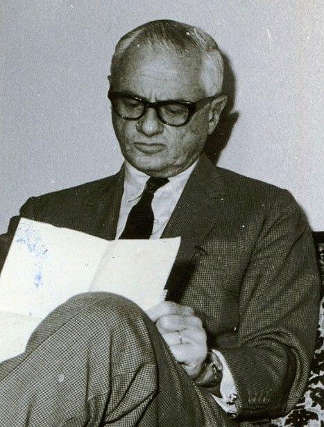 C. L. Sulzberger Romania, 1968