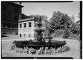 CAST IRON FOUNTAIN - Water-Bertram House, Fountain, 370 Essex Street, Salem, Essex County, MA HABS MASS,5-SAL,53A-1.tif