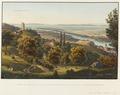 CH-NB - Rheineck, Ruine und Ortschaft, von Südwesten - Collection Gugelmann - GS-GUGE-BLEULER-2b-31.tif