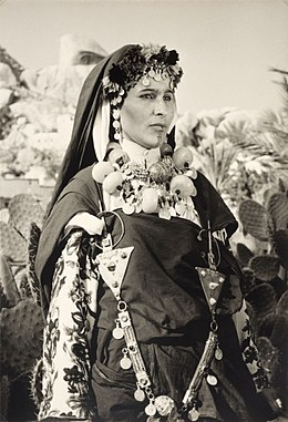 Chleuh (Suss) Berbers in Morocco
