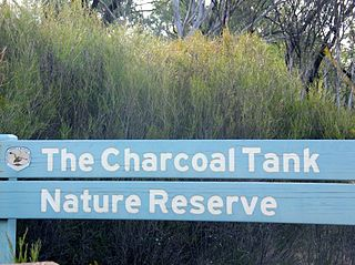 Charcoal Tank Nature Reserve Protected area in New South Wales, Australia
