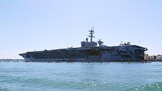 COVID-19 pandemic on USS <i>Theodore Roosevelt</i> COVID-19 outbreak on USS Theodore Roosevelt