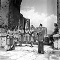 CWAC touring ruins in Italy (4113686008).jpg