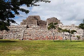 Cañada de la Virgen - Complex A, the House of the Thirteen Heavens