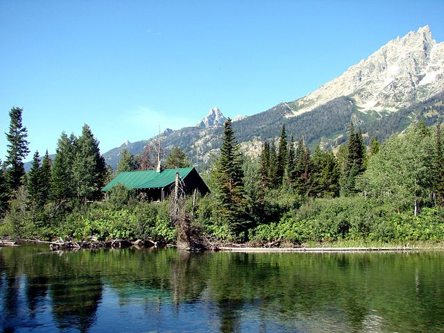 of sale views image star magnificent teton cabins luxury featured retreat grand shooting for cabin with