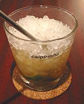 Это капиринья, коктейль на основе кашасы. я никогда не пил ни...