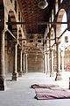 Cairo, cittadella, moschea di an-nasr mohammed, 1318-1335, cortile 09.JPG