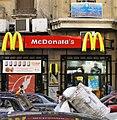 Cairo - Downtown - Talaat Harb St - McDonald's.JPG