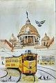 Calcutta Nostalgia..Ode to Victoria Memorial and Calcutta Tram.jpg