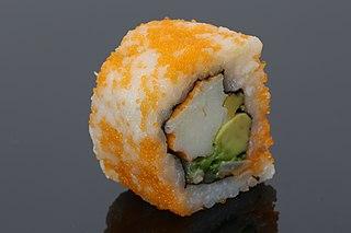 California roll Sushi roll