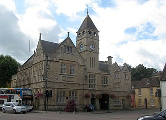 Calne - Calne Town Hall