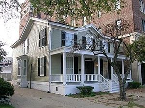 Joseph Campau House - Image: Campeau House Detroit MI