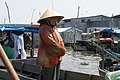 Can Tho, Vietnam, Floating Market, Woman.jpg