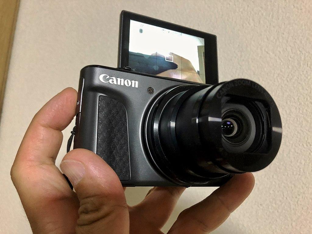 Canon PowerShot SX730 HS - 5