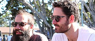 Capital Cities (band) - Capital Cities in 2013