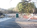 Car park maintenance at Cannop - Feb 2012 Cycle Centre - panoramio.jpg