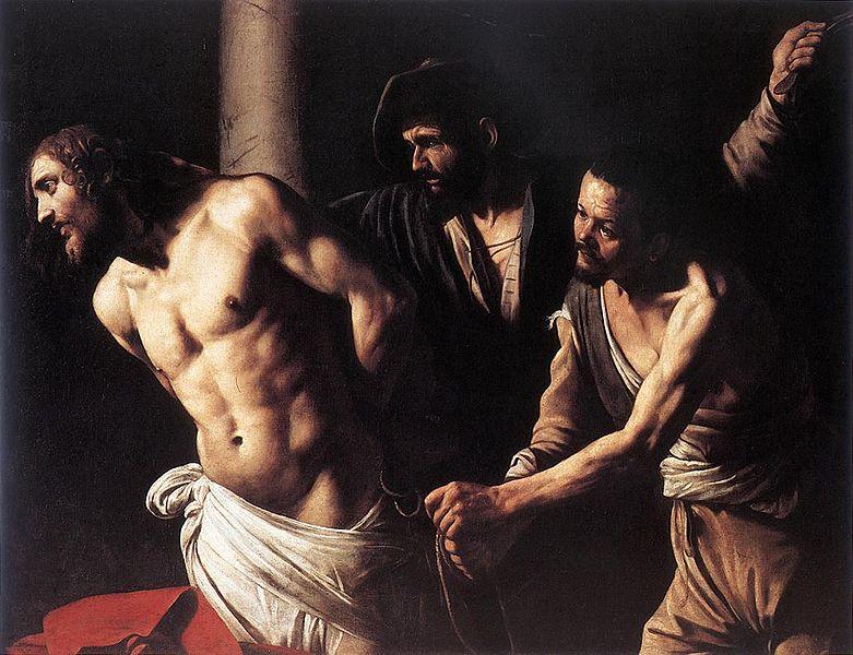 Ficheiro:Caravaggio flagellation.jpg