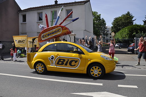 Caravane publicitaire 20e étape Tour de France 2012 (Rambouillet) e