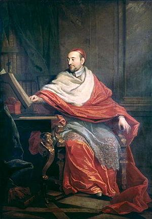 Pierre de Bérulle - Cardinal Pierre de Bérulle