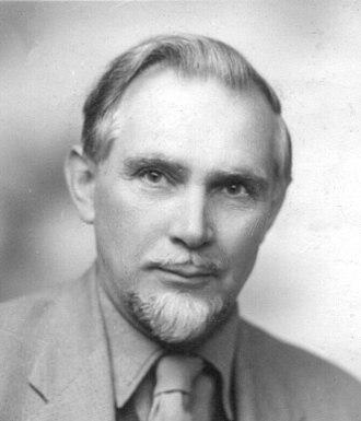 Carl Plate - Carl Plate in 1959