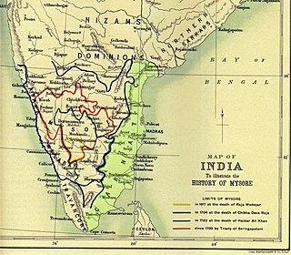 Carnatic region