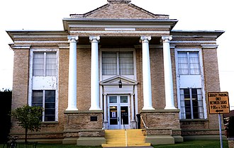 National Register of Historic Places listings in Canadian County, Oklahoma - Image: Carnegie Library El Reno Oklahoma