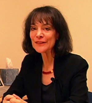 Carol Dweck - Carol Dweck speaking for the documentary Innovation: Where Creativity and Technology Meet in 2015