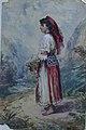 Carol Popp de Szathmari - Tânără ţărancă.jpg