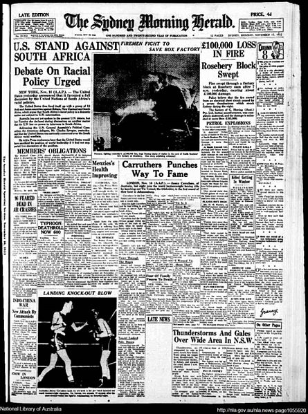 File:Carruthers punches way to fame. The Sydney Morning Herald, 17 November 1952.jpg