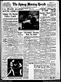 Carruthers punches way to fame. The Sydney Morning Herald, 17 November 1952.jpg