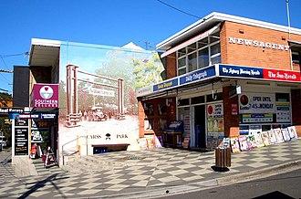 Carss Park, New South Wales - Carwar Avenue